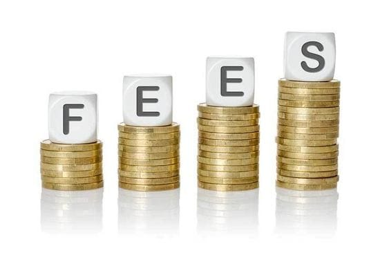 Infrastructure Fees continue to increase