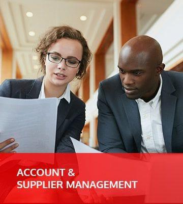 QBIC Solutions Account & Supplier Management