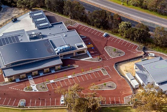 Bowra & O'Dea Funeral Home | Project Completed by Cook Town Constructions