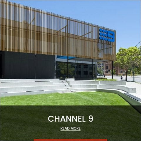 Channel 9 Building Project