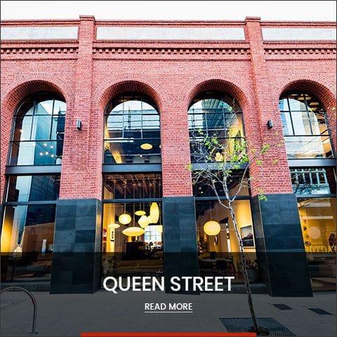 Queen Street - Showroom & Office