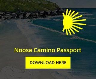 Download Your Noosa Camino Passport