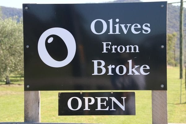 Olives From Broke Now Open