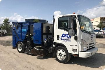 3 Surprising Benefits of Street Sweeping Services