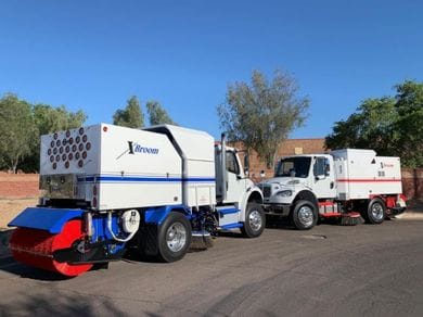Did You Know? A&G Has Street Sweepers for Sale!