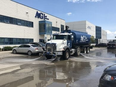 Post Construction Cleaning is a Must for your Project
