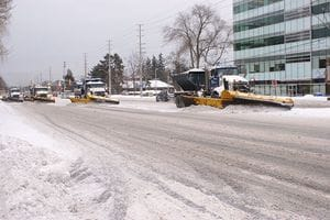 Road Salting and Snow Plowing Services – Min of 4 Hours
