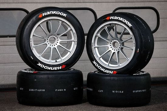 Hankook to replace Pirelli in Formula 1?