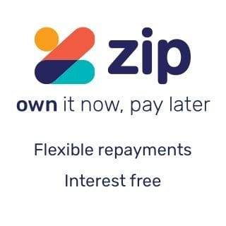 We now accept Zip Pay and Zip Money