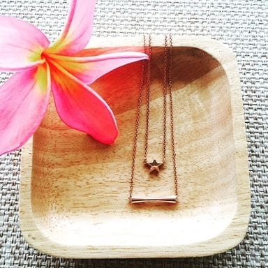 Precious Pieces Jewellery started with Clair Hayes' love of gemstones, jewellery, design and travel