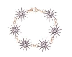 Small Starburst Bracelet