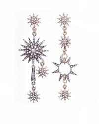 Celestial Star Earrings