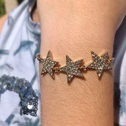 TriStar Diamante Bracelet