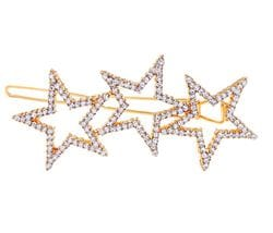 TriStar Diamanté Hair Clip