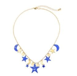 PPJ's Moon & Stars Necklace