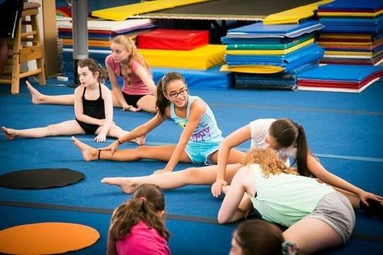 Gymnastics Camp