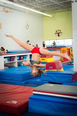 Advanced Trix - Trix Acro Gym