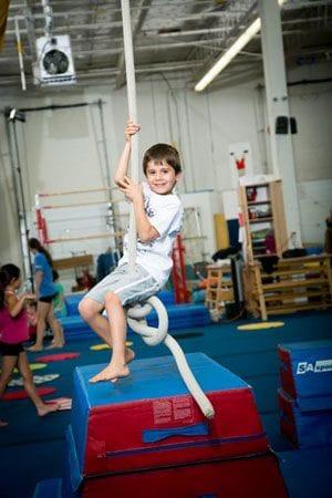 Camps at Trix Acro Gym