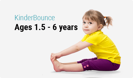 KinderBounce at Trix Acro Gym