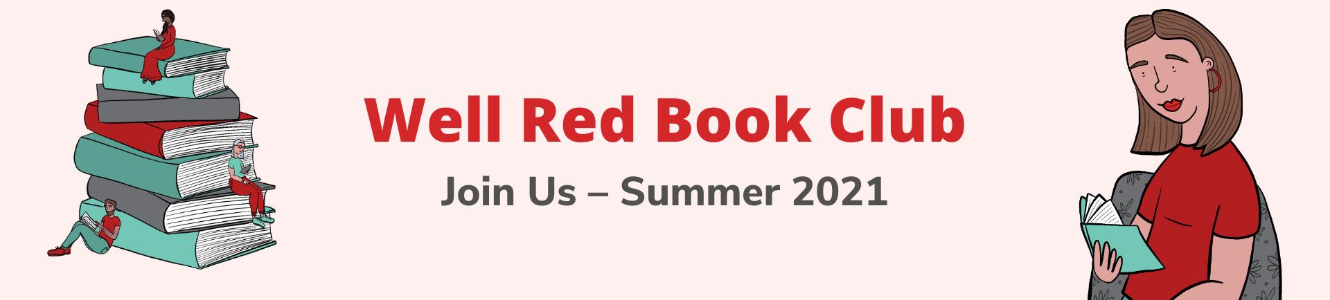 Well Red Book Club | The Period Purse Canada