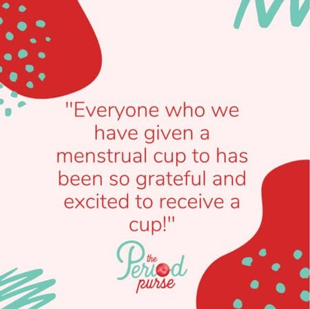 Learn about menstrual cups   The Period Purse