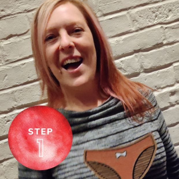 start a chapter step 1 | the period purse