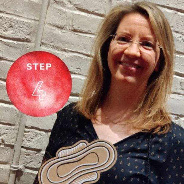 start a chapter step 4 | the period purse
