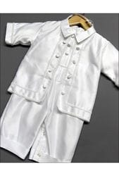 Two Piece Baptism Outfit