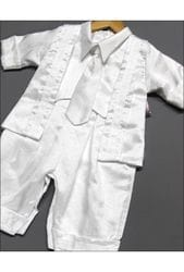 Two Piece Baptismal Outfit