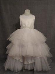 High Low Dress- IVORY