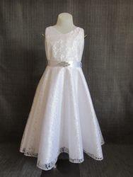 Lace Dress- WHITE