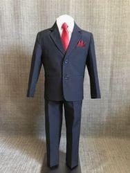 Navy Suit