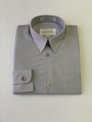 Silver Dress Shirt