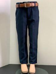 Mavezzano Slim Fit Dress Pant- SLATE