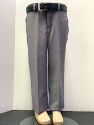 Mavezzano Regular Fit Dress Pant- GREY