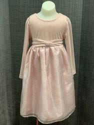 Soft Pink Princess Dress