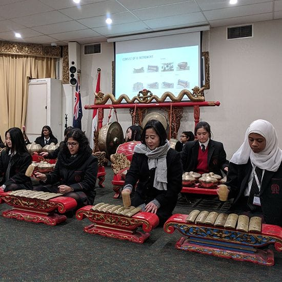 Year 9 and 11 Indonesian Consulate & Restaurant Excursions