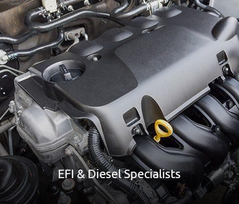 EFI & Diesel Specialists