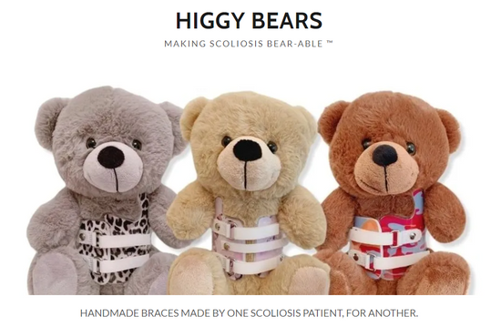Aaliyah's Fundraiser for Higgy Bears!
