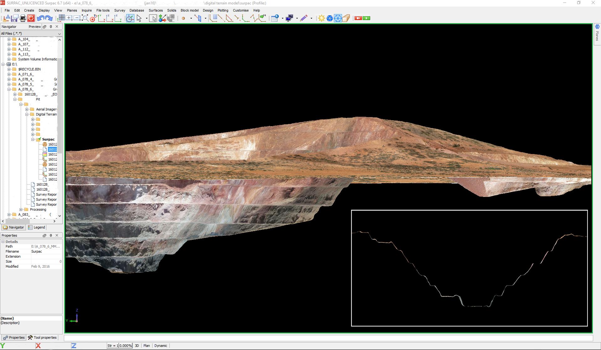 UAV Aerial Surveying Topology