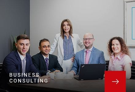 business consulting, rhodes docherty