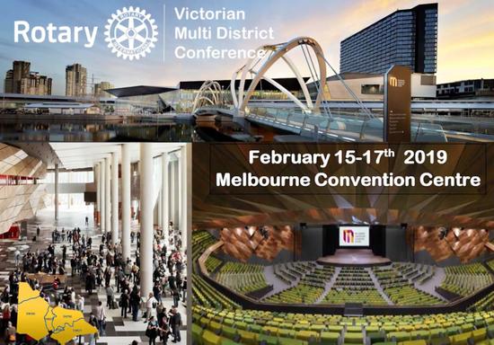 Victorian Multi-District Conference