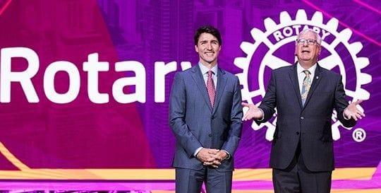 Canada a champion in Polio eradication
