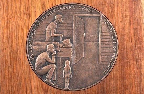 Nominations Open for Sir John Reid Community Service Award