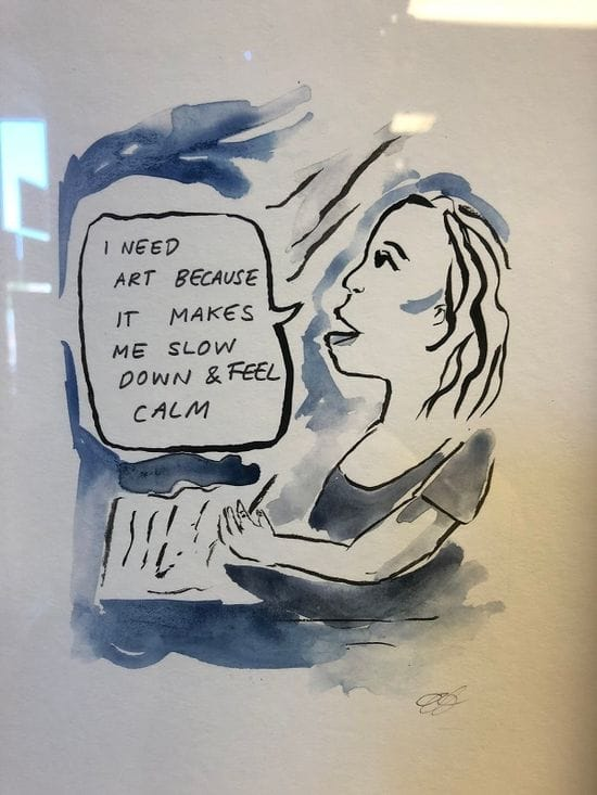 Artists IGNITE through ART