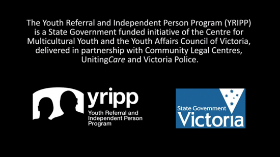 Youth Referral and Independent Person Program