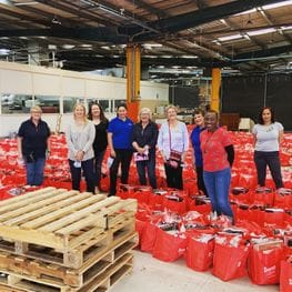 Impact for Women - Bags of Love Christmas Event