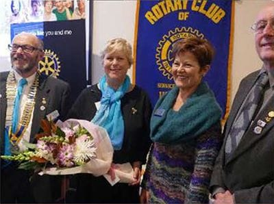 2018 Rotary Club of Kew Changeover