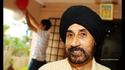 Late Rotarian Karamjit Singh (deceased - age 54 on 17th July 2014)