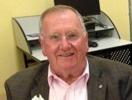 Gordon Hastie, President Rotary Club of Southbank (2005-2006)